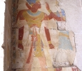 Ramses being led, Ramses II temple, Abydos 5