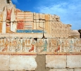 Wonderful color!, Ramses II temple, Abydos