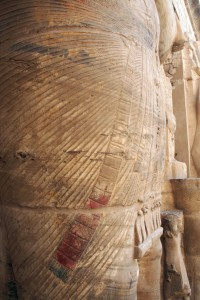 Medinet-Habu-royal-columns-sash-Egypt