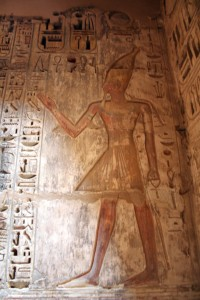 Medinet-Habu-treasury-ankh-whitecrown-Egypt