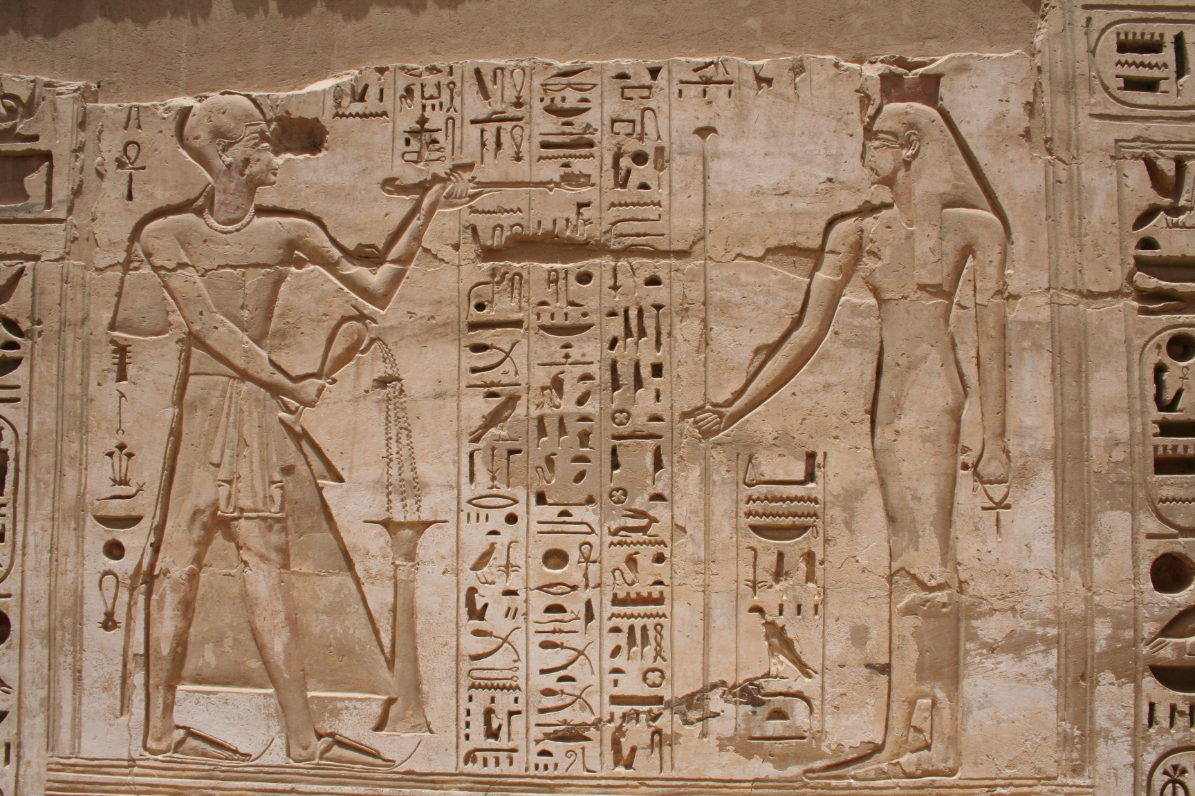 an analysis of ancient egypt religion