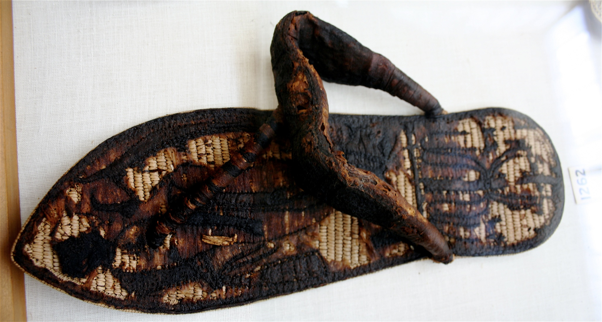 Analysis Of Royal Sandals In Ancient Egypt Part 1 Art