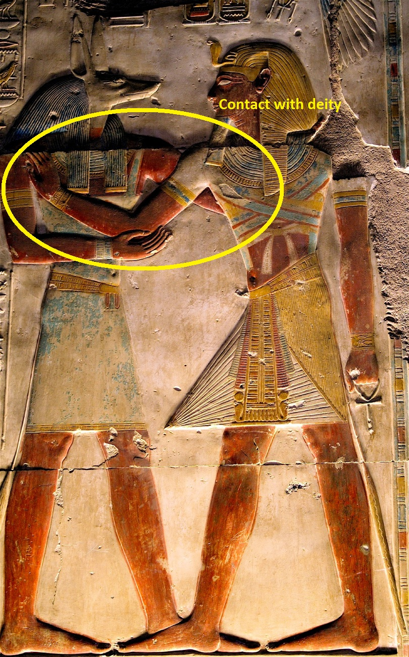 Variable Of The Day, Ancient Egypt: Contact With Deity